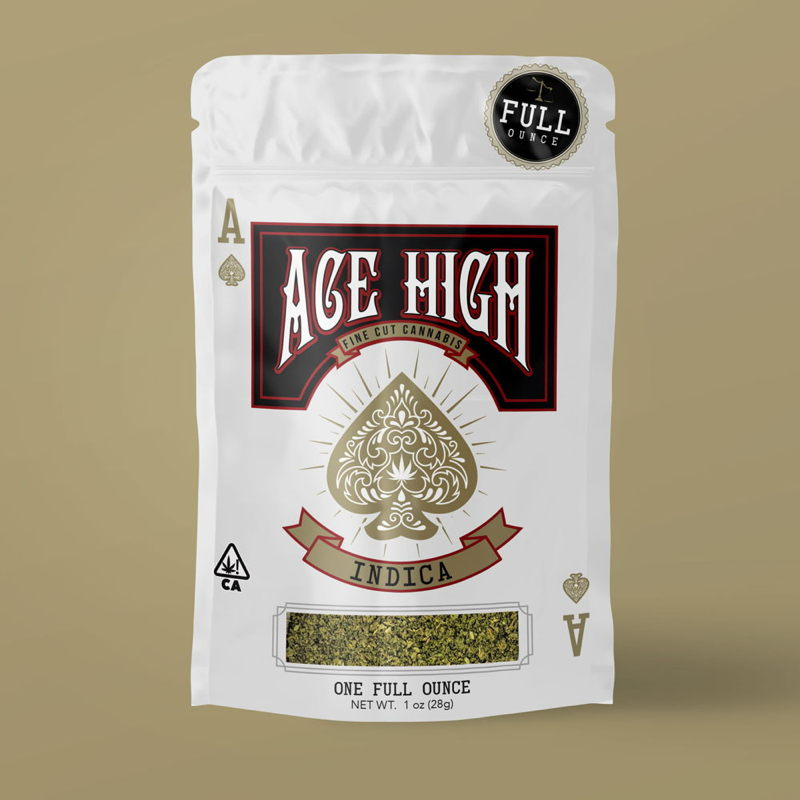 Ace high shake