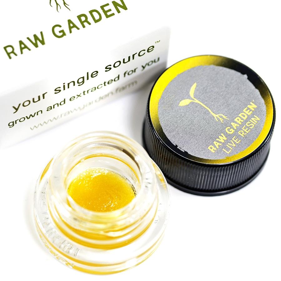 Raw Garden Cannabis Products Bud Com